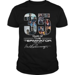 35 years of The Terminator 1984 2019 shirt 300x300 - 35 years of The Terminator 1984-2019 shirt