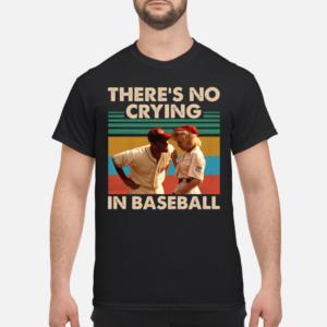 theres no crying in baseball tom hanks shirt men s t shirt black front 1 300x300 - There's no crying in baseball Tom Hanks shirt