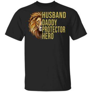 redirect 164 300x300 - Lion husband daddy protector hero shirt