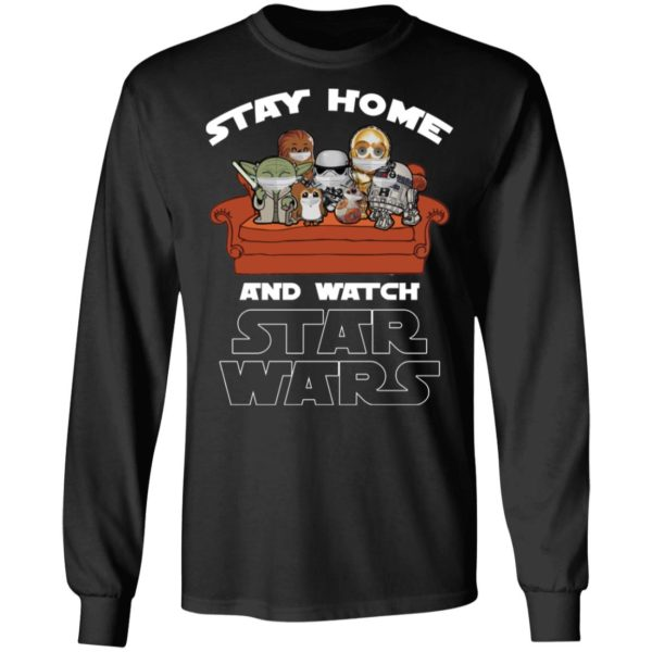 redirect 238 600x600 - Stay home and watch Star Wars shirt
