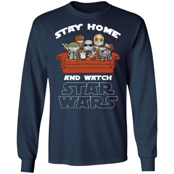 redirect 239 600x600 - Stay home and watch Star Wars shirt