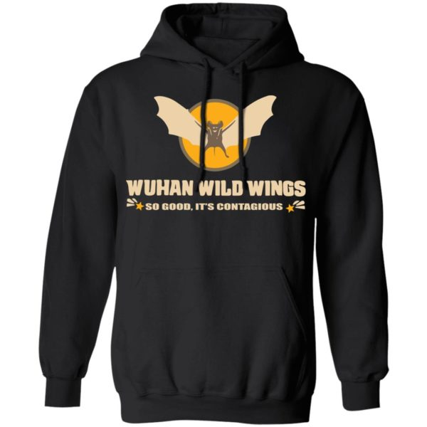 redirect 400 600x600 - Wuhan wild wings so good it's contagious shirt