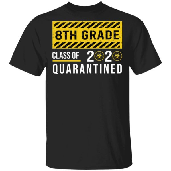 redirect 434 600x600 - 8th grade class of 2020 quarantined shirt