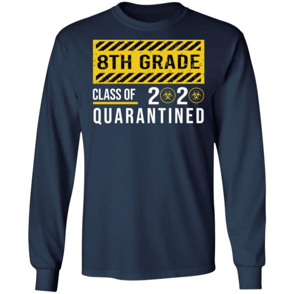 redirect 439 600x600 - 8th grade class of 2020 quarantined shirt