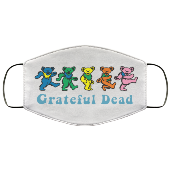 redirect 100 600x600 - Search Results Web results  Grateful Dead Bear face mask Washable, Reusable