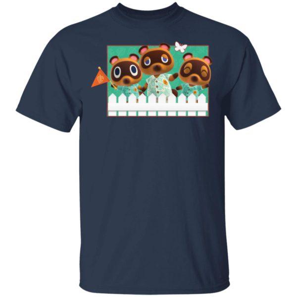 redirect 1131 600x600 - Animal Crossing New Horizons Nook Family shirt