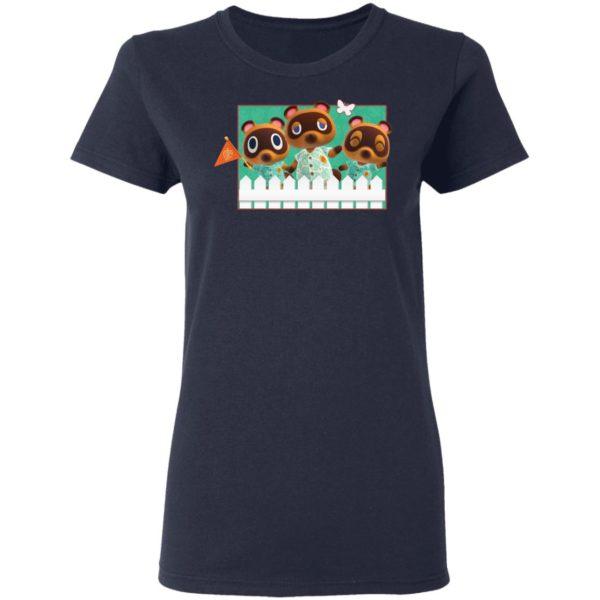 redirect 1133 600x600 - Animal Crossing New Horizons Nook Family shirt