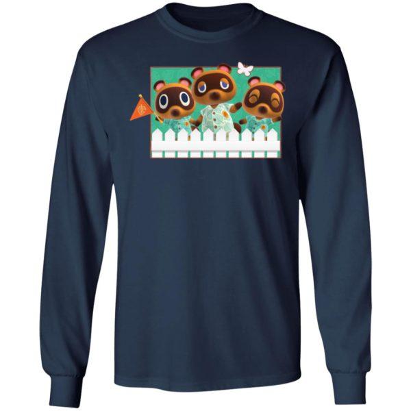 redirect 1135 600x600 - Animal Crossing New Horizons Nook Family shirt