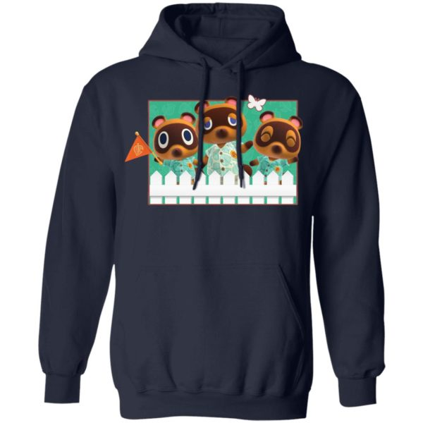 redirect 1137 600x600 - Animal Crossing New Horizons Nook Family shirt