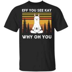 redirect 1220 300x300 - Llama eff you see kay why oh you vintage shirt