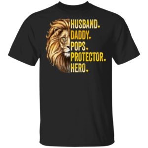 redirect 1480 300x300 - Lion King Husband Daddy Pops Protector Hero shirt