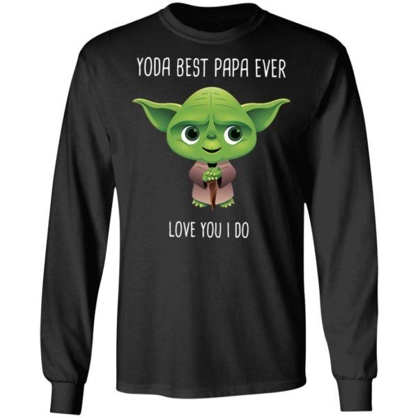 redirect 1684 600x600 - Yoda best Papa ever shirt