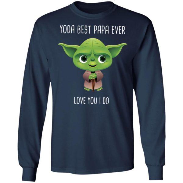 redirect 1685 600x600 - Yoda best Papa ever shirt