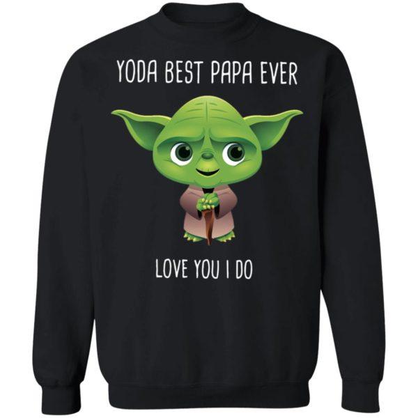 redirect 1688 600x600 - Yoda best Papa ever shirt
