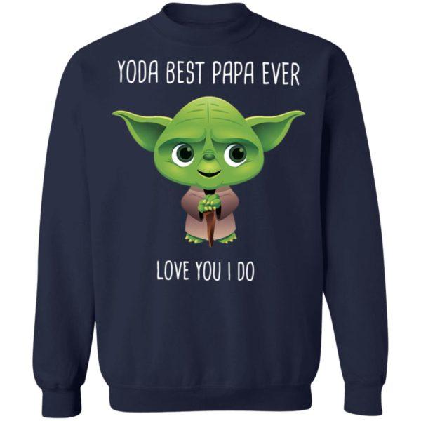 redirect 1689 600x600 - Yoda best Papa ever shirt