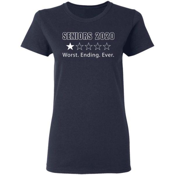 redirect 1713 600x600 - Seniors 2020 worst ending ever shirt