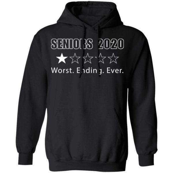 redirect 1716 600x600 - Seniors 2020 worst ending ever shirt