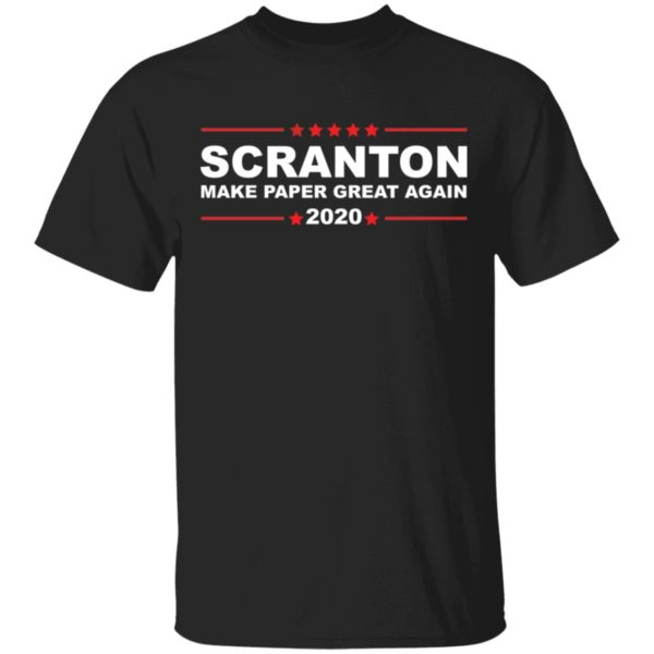 redirect 1770 600x600 - Scranton 2020 make paper great again shirt