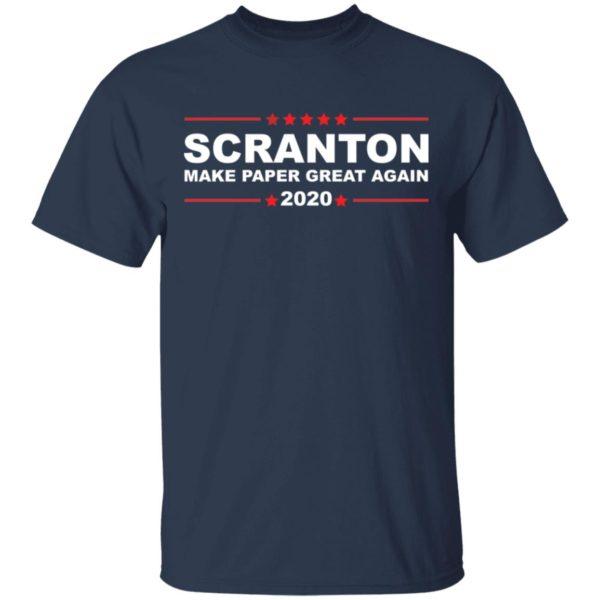 redirect 1771 600x600 - Scranton 2020 make paper great again shirt