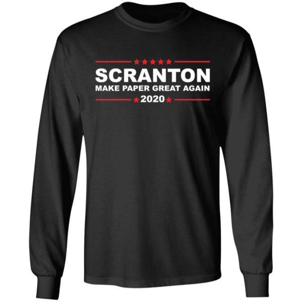 redirect 1774 600x600 - Scranton 2020 make paper great again shirt