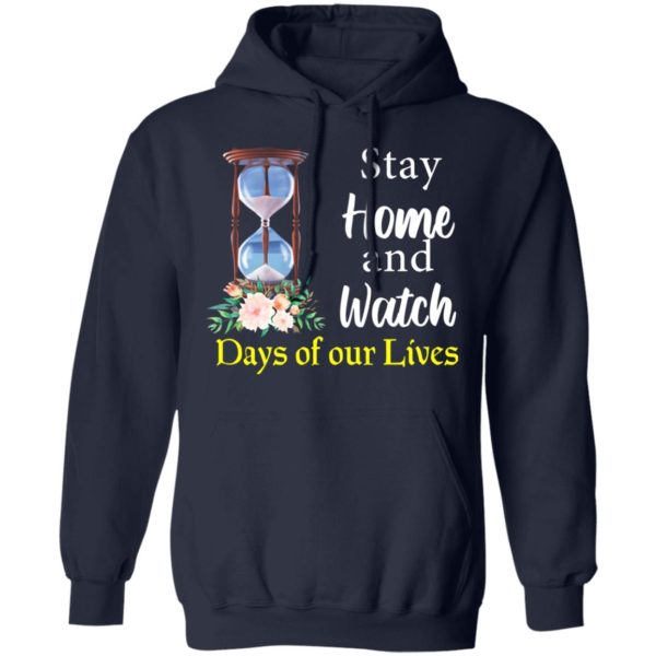 redirect 2030 600x600 - Stay home and watch days of our lives shirt