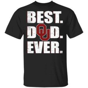 redirect 2539 300x300 - Oklahoma Sooners best dad ever shirt