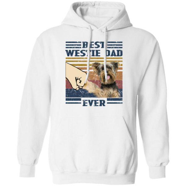 redirect 3251 600x600 - Yorkshire Terrier best westie dad ever vintage shirt
