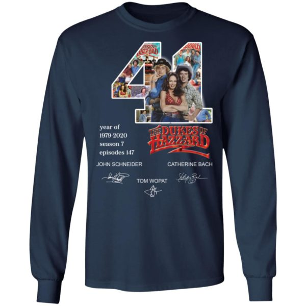 redirect 3279 600x600 - 41 year of 1979-2020 The Dukes of Hazzard signature shirt