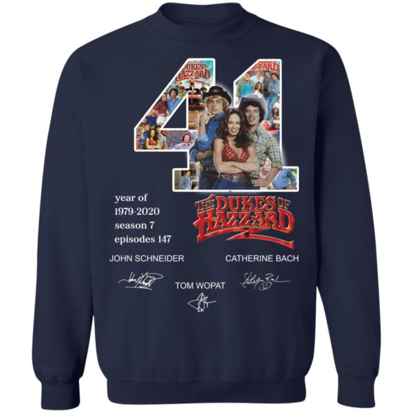 redirect 3283 600x600 - 41 year of 1979-2020 The Dukes of Hazzard signature shirt