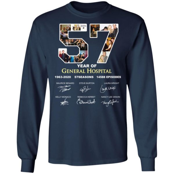 redirect 3289 600x600 - 57 year of General Hospital signature shirt
