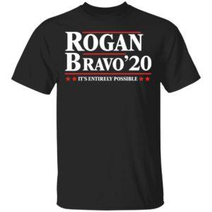redirect 3514 300x300 - Rogan Bravo 2020 it's entirely possible shirt