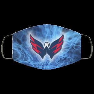 redirect 43 300x300 - Washington Capitals face mask Reusable, Washable