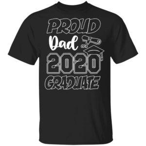 redirect 470 300x300 - Proud dad of a 2020 graduate shirt
