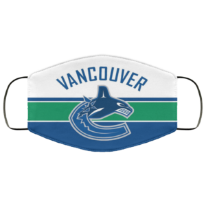 redirect 76 300x300 - Vancouver Canucks face mask Reusable, Washable