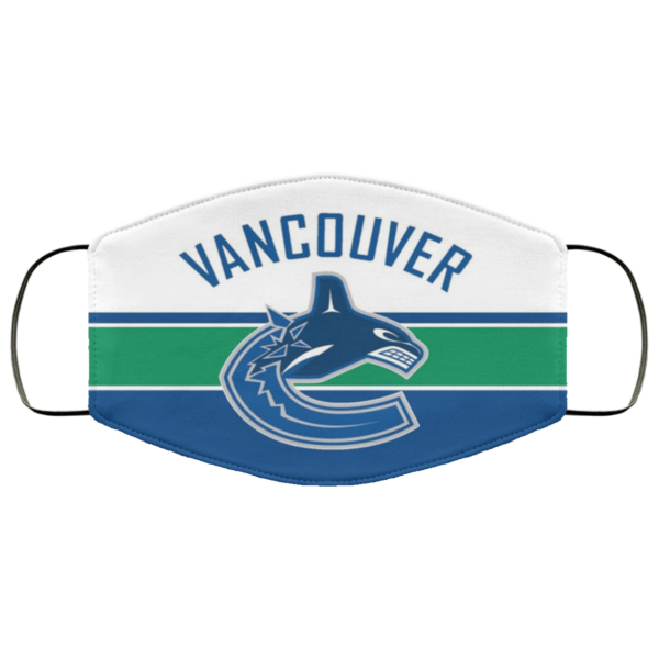 redirect 76 600x600 - Vancouver Canucks face mask Reusable, Washable
