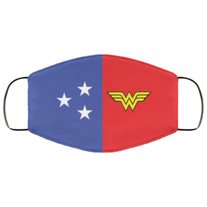 redirect 77 300x300 - Wonder Woman face mask Reusable, Washable