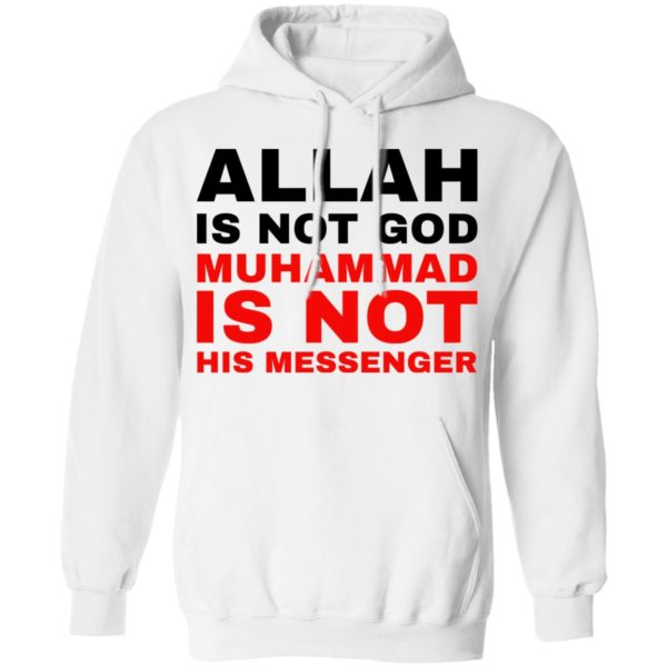 redirect 777 600x600 - Allah is not god shirt