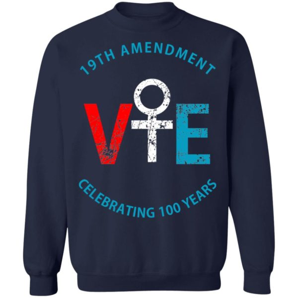 redirect 819 600x600 - 19th amendment vote celebrating 100 years shirt