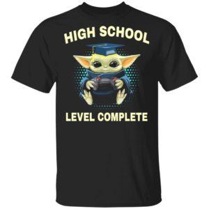 redirect 890 300x300 - Baby Yoda high school level complete shirt
