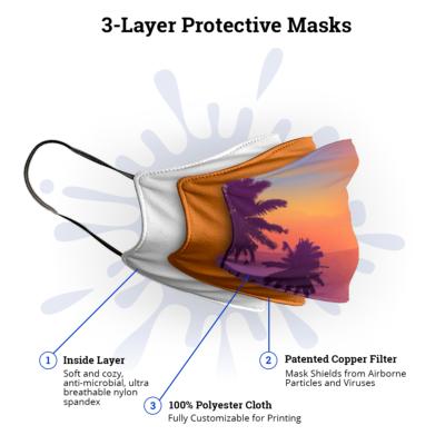 aa 1 400x400 - Arcturian Immunity gird face mask Reusable, Washable