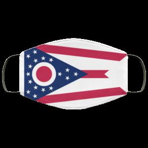 redirect 119 300x300 - Ohio flag face mask