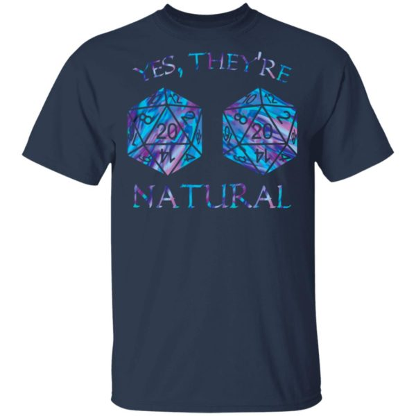 redirect 1581 600x600 - Yes they're natural shirt