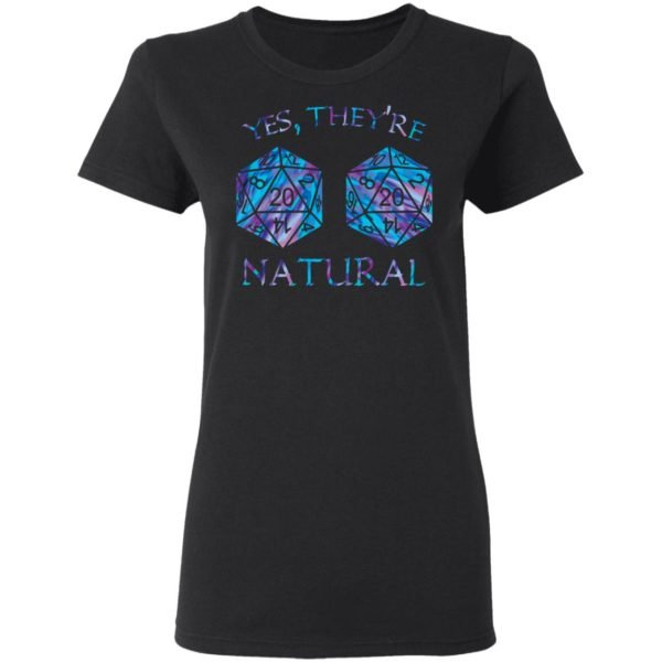redirect 1582 600x600 - Yes they're natural shirt