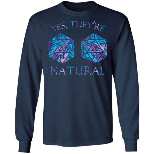 redirect 1585 600x600 - Yes they're natural shirt