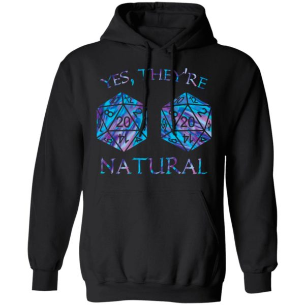 redirect 1586 600x600 - Yes they're natural shirt