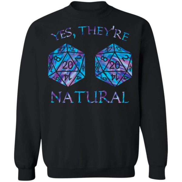 redirect 1588 600x600 - Yes they're natural shirt