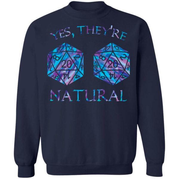 redirect 1589 600x600 - Yes they're natural shirt