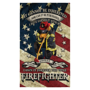 redirect 184 300x300 - It cannot be inherited nor can it be purchased firefighter flag