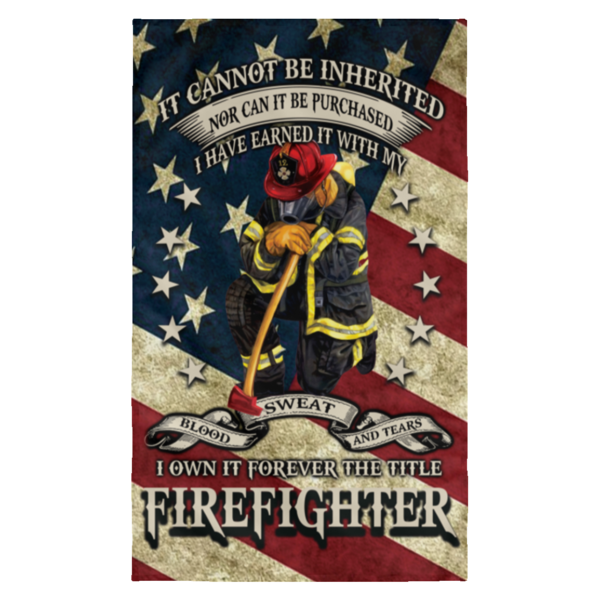 redirect 186 600x600 - It cannot be inherited nor can it be purchased firefighter flag