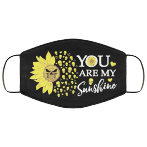 redirect 217 300x300 - You are my sunshine face mask